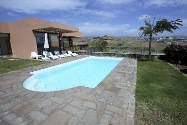 Gran Canaria Villa Pool with views Salobre Golf