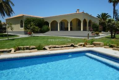 Gran Canaria Luxury Villa sea view Pool near Maspalomas